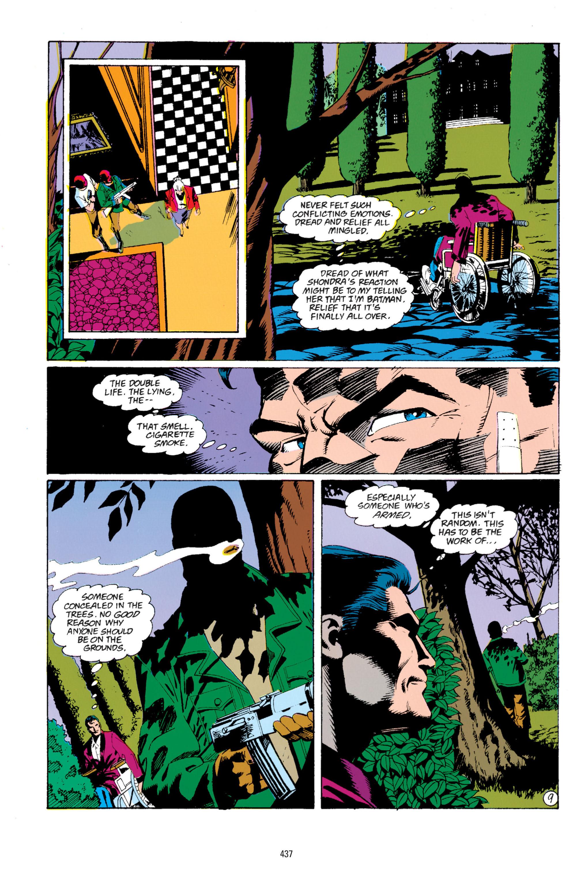 Detective Comics (1937) 665 Page 8