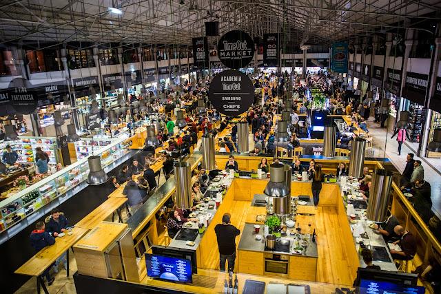 Time out market academia armazém de ideias ilimitada