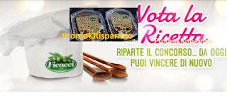 Logo Vota e vinci gratis i cofanetti di Olive Ficacci