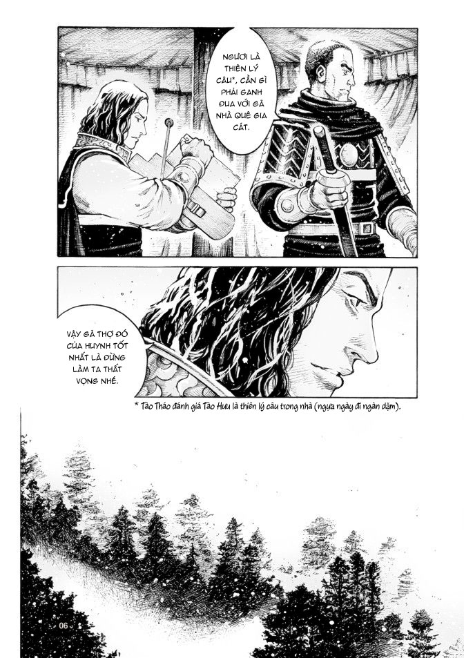 Hỏa phụng liêu nguyên Chương 516: Vụ trung thần tướng trang 6