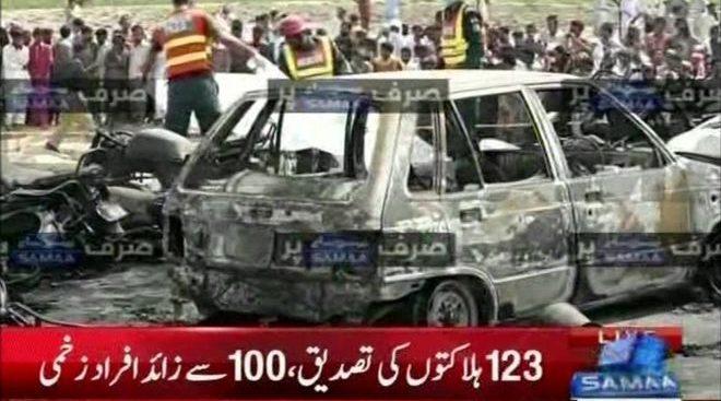123 người chết và 130 người bị thương vì tham 'hôi của'