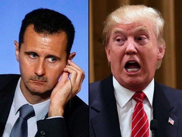 Baghdadi Tewas, Assad: Operasi Itu Tipuan