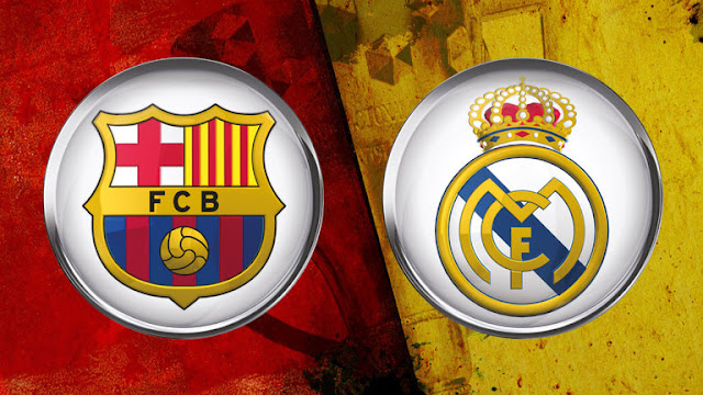 BARCELONA V REAL MADRID HIGHLIGHTS AND FULL MATCH