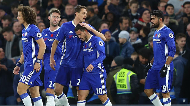 VIDEO: Chelsea vs Everton 5-0  All Goals and Highlights