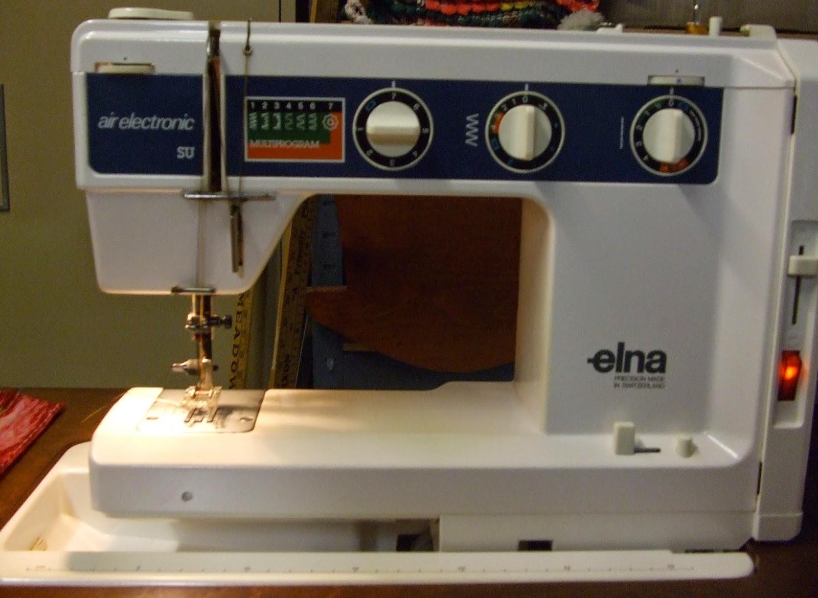 Elna Sewing Machine Parts Diagram Three Way Wiring Multiple Lights Mavin Music To My Ears