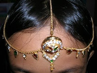 Maang Tikka - Indian Jewellery - click picture
