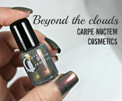 Carpe Noctem Cosmetics Beyond the Clouds by Bedlam Beauty