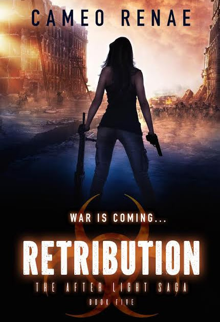 Review of Retribution (Book 5 in the Afterlight Saga) by Cameo Renae