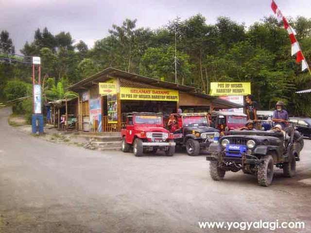 Lereng Merapi Yogyakarta