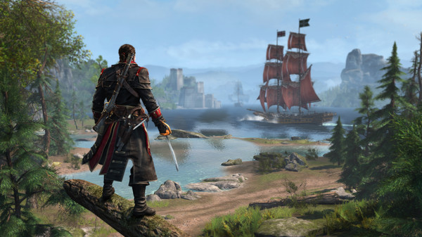Assassins Creed Rogue Full Version For PC