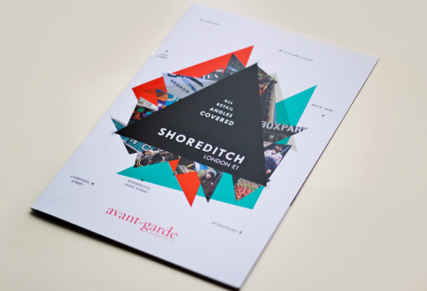 Best and Creative Brochure Designs for Inspirations