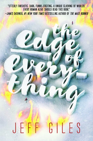 The Edge of Everything book cover