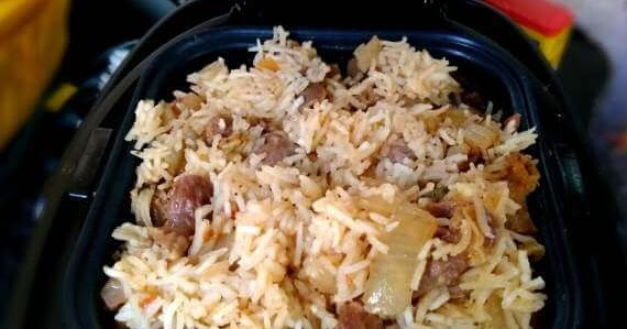 Vanholio Chicken Gizzards Hearts And Rice