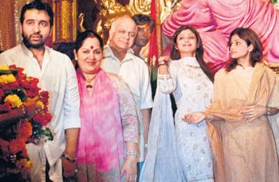 Raj kundra birth date