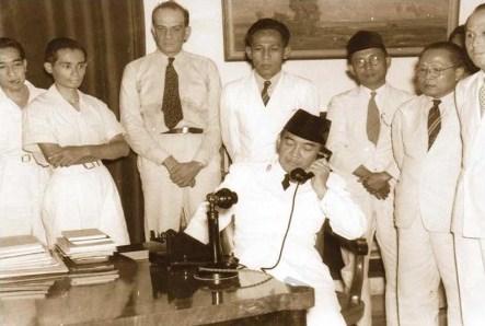 Kronologi Pemanggilan Tiga Tokoh ke Dalat