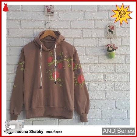 AND436 Jaket Wanita Mocha Shabby Murah BMGShop