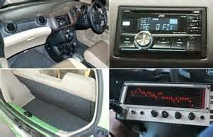 Cara Setting Audio Mobil