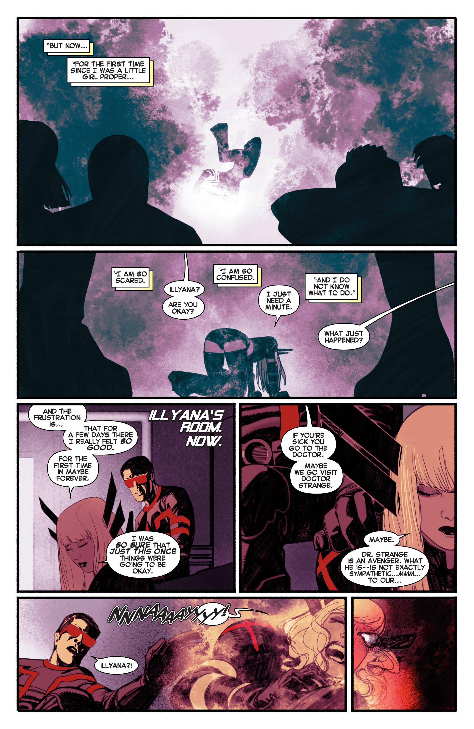Read online Uncanny X-Men (2013) comic -  Issue #5 - 14