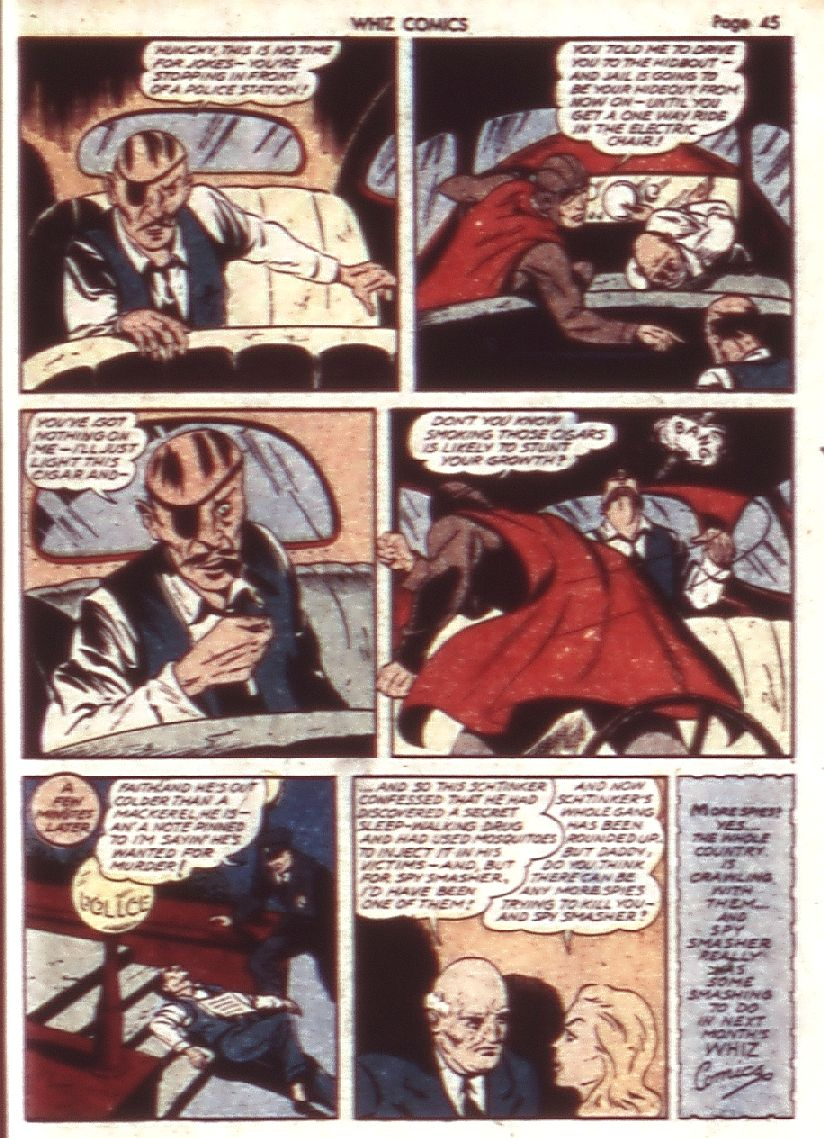 WHIZ Comics issue 23 - Page 47