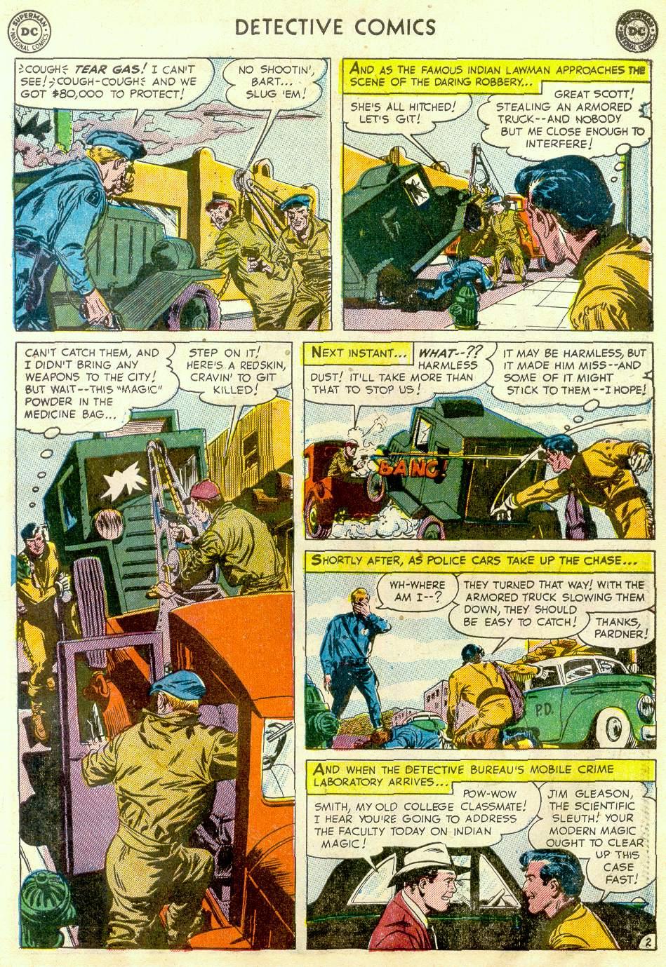 Read online Detective Comics (1937) comic -  Issue #181 - 35