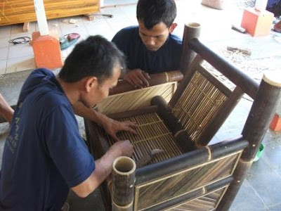 Tips How to Make Bamboo Chair