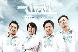 WALI  Salam 5 Waktu