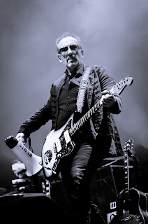 Elvis Costello and The Imposters at Vic Theatre on November 14, 2018