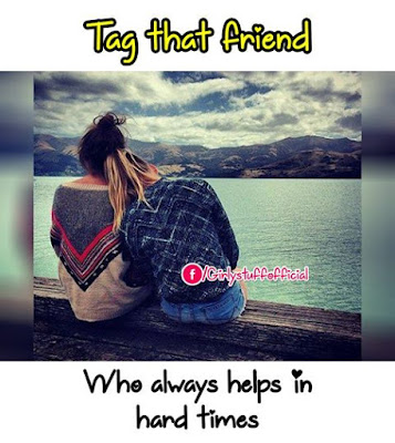 Tag Your Friend Some Crazy Stuff