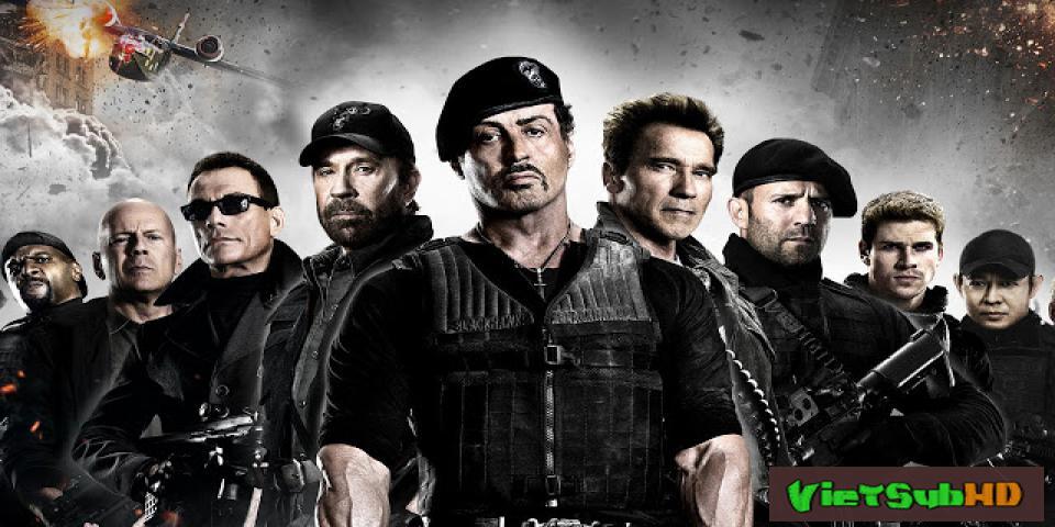 Phim Biệt Đội Đánh Thuê 3 VietSub HD | The Expendables 3 2014