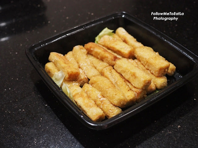 Fried Seafood Bean Curd 海鮮炸豆腐