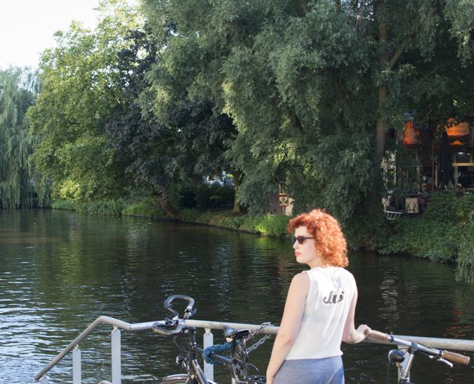 טיול משפחתי בהולנד