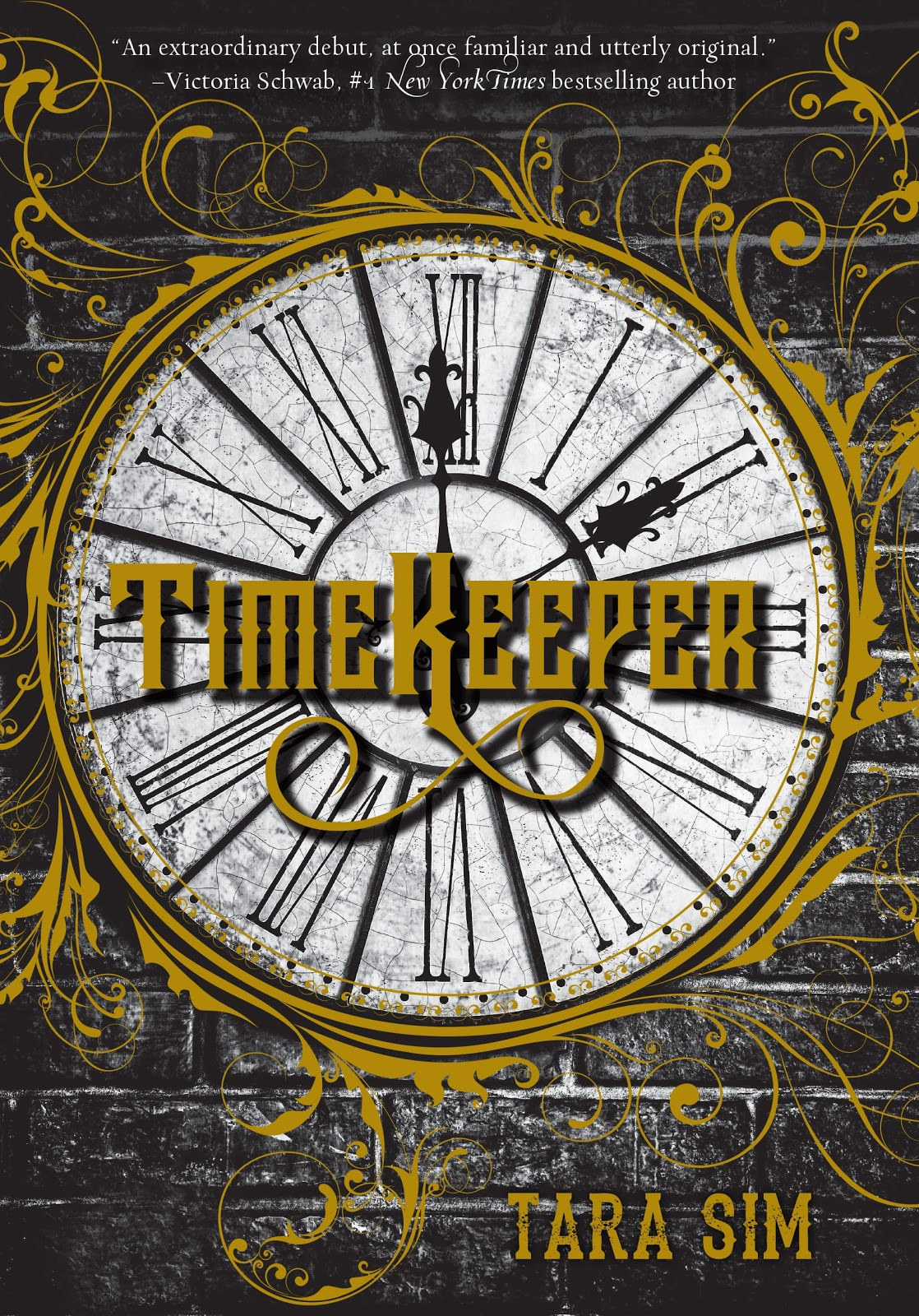 Timekeeper (Tara Sim)