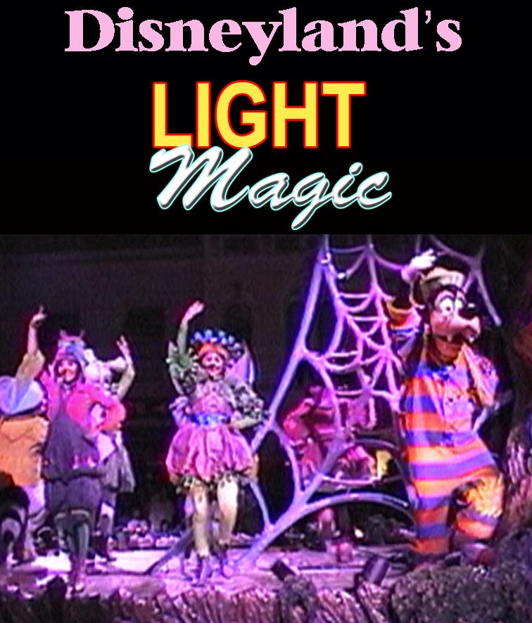Disney Avenue: Making Of: Disneyland's Light Magic Parade