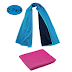 $3 (Reg. $14.99) + Free Ship Cooling Towel, 2-Pack!