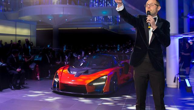 完売した「マクラーレン・セナ」の最後の1台がチャリティーオークションで約3億円で落札!