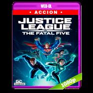 Justice League vs the Fatal Five (2019) WEB-DL 1080p Audio Dual Latino-Ingles