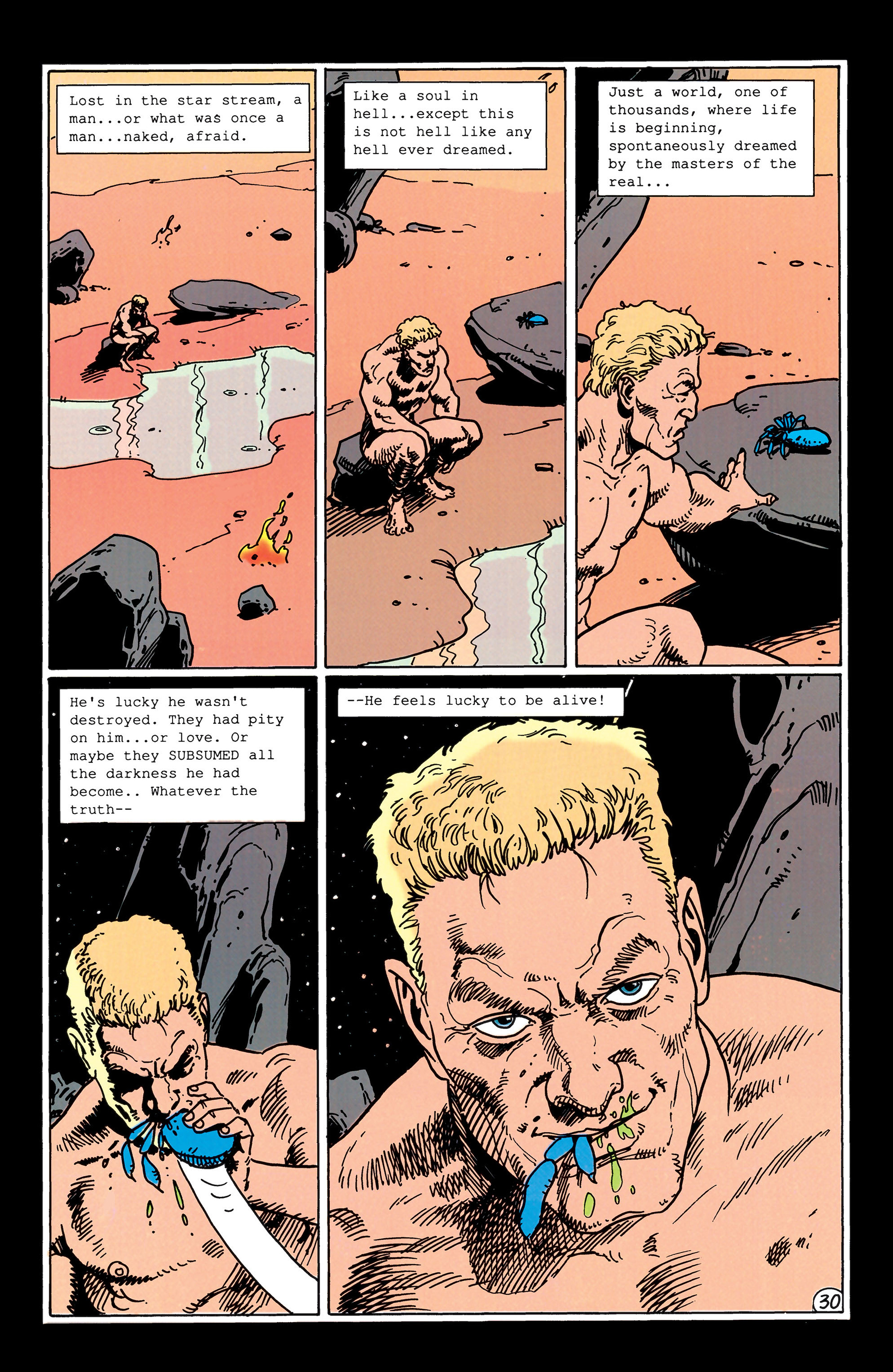 Read online Animal Man (1988) comic -  Issue #50 - 30