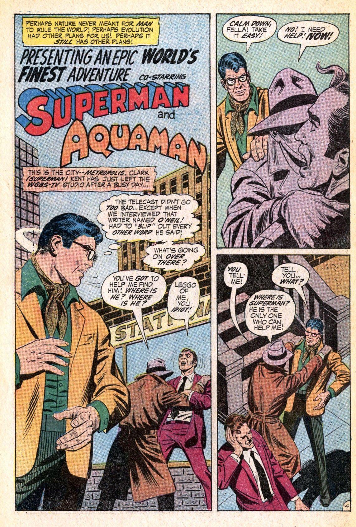Read online World's Finest Comics comic -  Issue #203 - 6