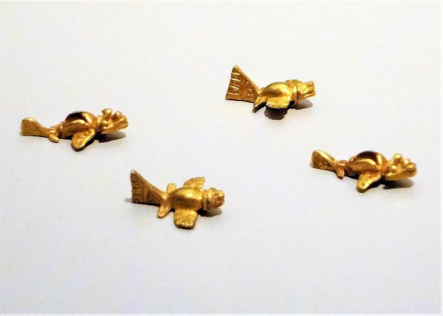 コロンビアの黄金文明時代には動物信仰があった