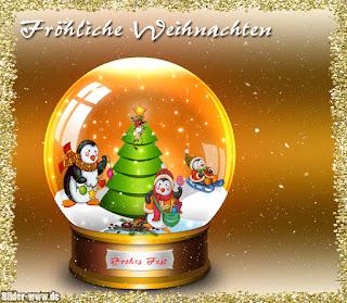 globe Weihnachtsbilder frohe Weihnachten