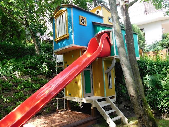 Fára épített ház