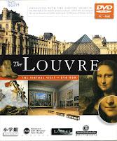 coperta DVD  Muzeul Luvru