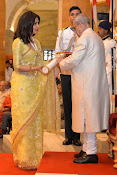 Rajanikanth and Rajmouli Hounered with Padma Awards-thumbnail-6