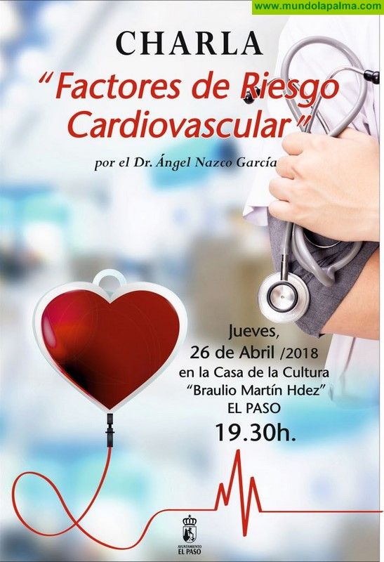 El riesgo cardiovascular se tratará profundamente el jueves en El Paso