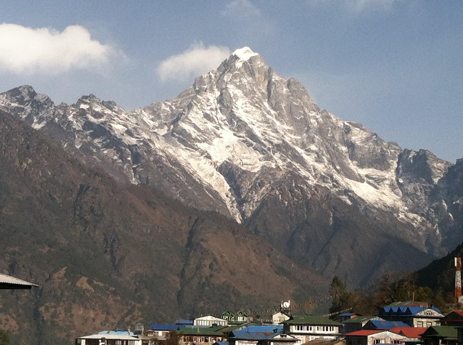 Kathmandu to Lukla Helicopter Tour