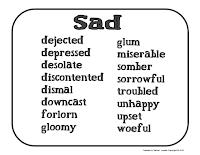 Teach  Reach and...Sadness Synonym