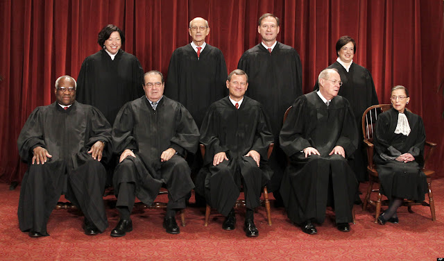 All This Is That: The Supremes toss out Section 4B of the ...