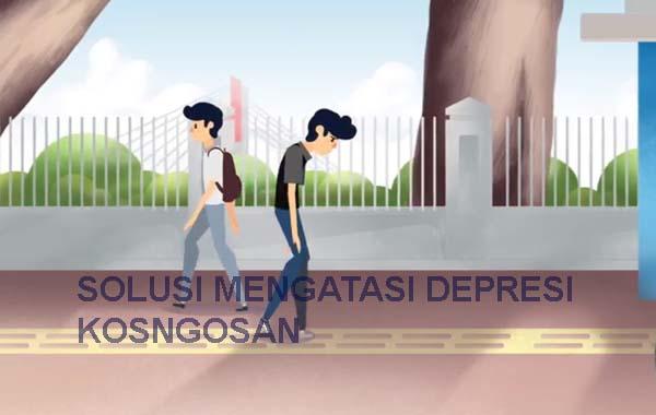 solusi depresi