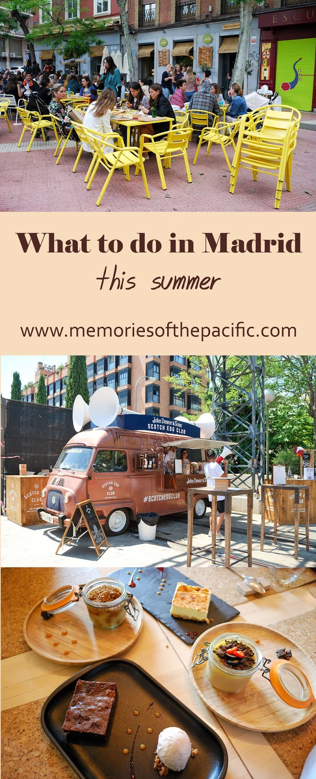 travel guide madrid summer restaurant museum activities