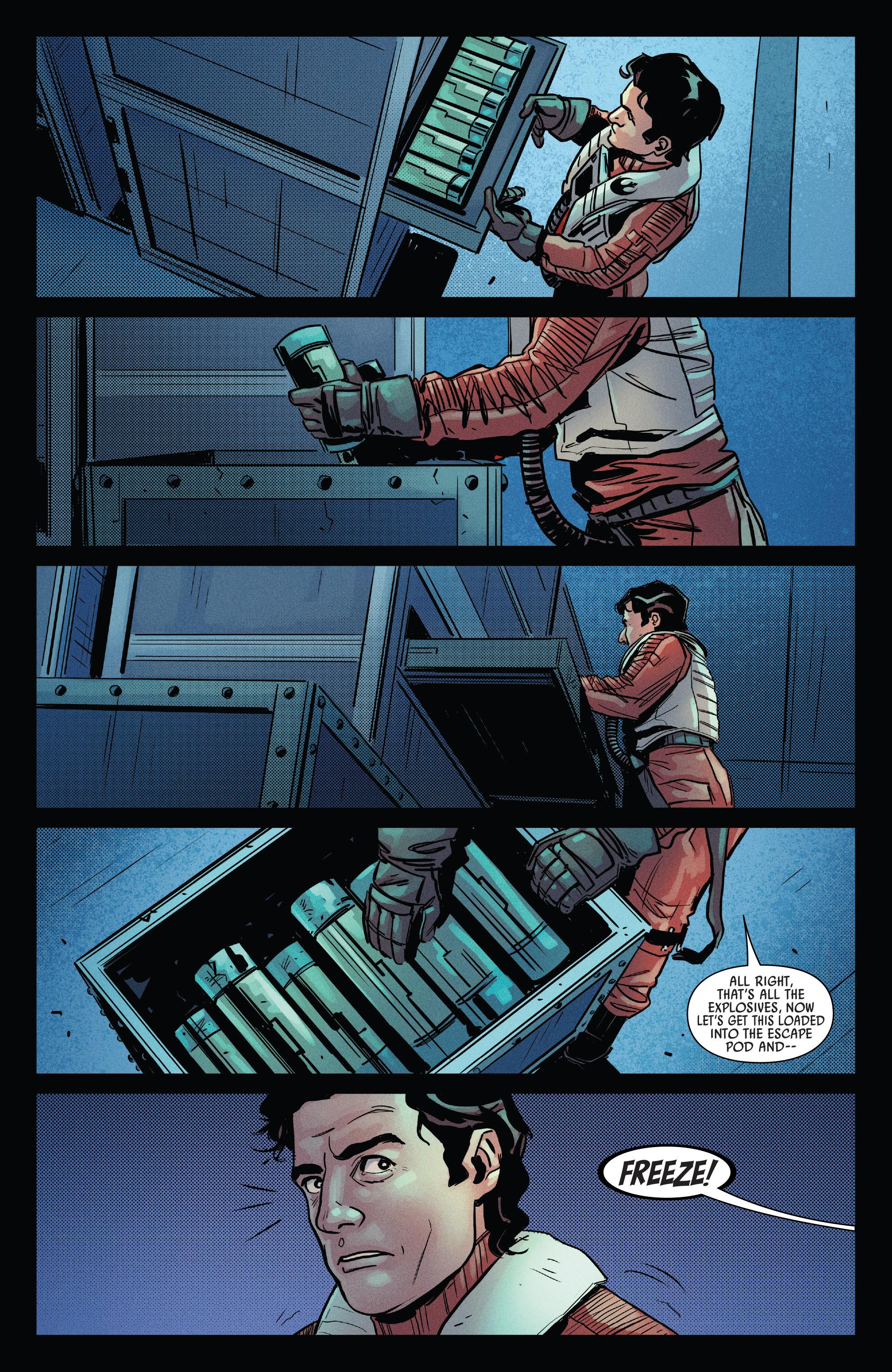 Read online Star Wars: Poe Dameron comic -  Issue # _Annual 1 - 23